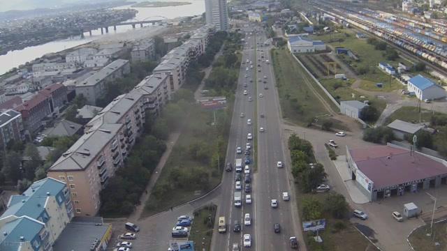 Веб-камера Улан-Удэ ул. Борсоева